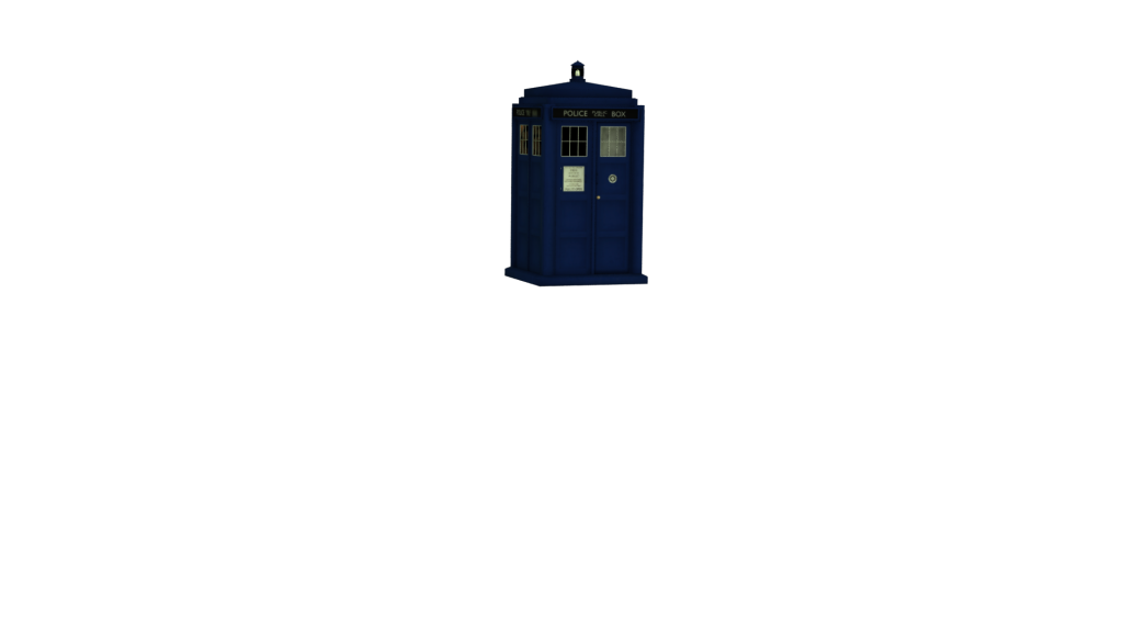 Proj 2, Part 2 Tardis
