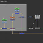 Tracking Node Tree