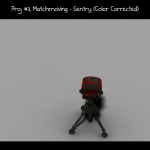MatchMoving: TF2 Sentry